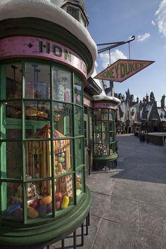 Honeyduke's at Hogwarts, World of Harry Potter, Orlando, Florida Images Harry Potter, Harry Potter World, Universal Orlando, Harry Potter Universal, Parque Universal, Orlando Resorts, Orlando Florida, Florida Usa, South Florida