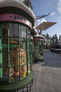 Printable Honeydukes - Shop Sign - Harry Potter Party