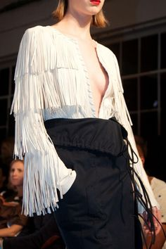 I LOVE this look by Celine.