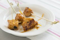 Sweet Honey Baked Chicken Bites Recipe