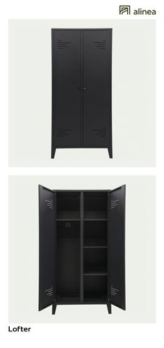 armoire 2 portes 3 tiroirs trendy armoire armoires. Black Bedroom Furniture Sets. Home Design Ideas