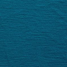 Merino Jersey  Farbe Kobalt