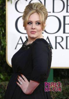 Glamorous Adele!
