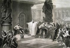 The Ironworker and the King Solomon Gustave Dore, Renaissance Fashion, Taonta, Luonnokset, Lapsi