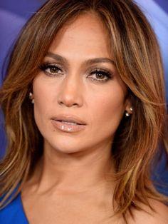 Le carré dégradé de Jennifer Lopez