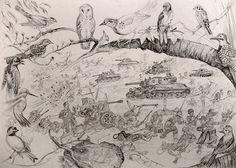 ernesto caivano drawings - Google Search
