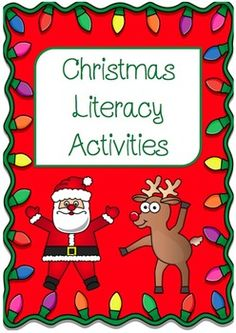 Christmas Vocabulary and Spelling Activities. 2 weeks of work.  8 spellings per list. Flashcards for all the spellings, including pictures Initial Sounds Worksheets (X 2) Fill in the Blanks Worksheets (X 2) Spell the Words Worksheets (X 2)   ************** Free Bonus Activity **************** Christmas Wordsearch including all 16 words (Answer Key Included) Spelling Activities, Literacy Activities, Initial Sounds, Vocabulary, Worksheets, Fill, Initials, Key, Words