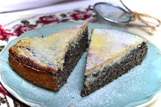 Healthy Sweets, Healthy Recipes, Sponge Cake, Home Recipes, Cheesecakes, Healthy Life, Banana Bread, Food And Drink, Low Carb