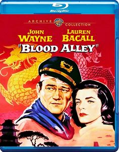 BLOOD ALLEY BLU-RAY (WARNER ARCHIVE COLLECTION)