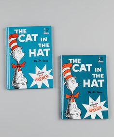 Whether he's called el gato or le chat, the cat is back in three languages! Now bilingual readers can enjoy this classic tale of a friendly feline turning a gray day into a wild adventure in either French or Spanish, accompanied by the English translation.