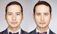 Fotograaf Martin Schoeller heeft een groot aantal tweelingen en meerlingen met een vrijwel identiek uiterlijk gefotografeerd. Door ze op precies dezelfde manier te fotograferen zijn de foto's een soort van zoekplaatje geworden waarin je op zoek kan gaan naar de verschillen en overeenkomsten. De foto's zijn gebundeld in het boek Identical: Portraits of Twins.