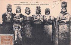 Urfa yöresine ait  Kürt kadın kıyafetleri