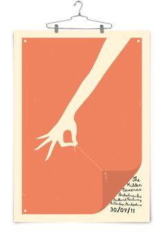 Flyer Goodness: Reader S.O.W -- Patrik Svensson