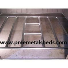 PME Sheds & Outdoor Storage - Metal Sheds and More / pmemetalsheds.com: How to Build PME Metal Garden Sheds Outdoor Storag...