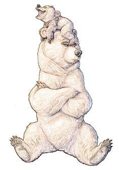 Brother bear - Fan art - They so well draw 😌😘 Bear Sketch, Wolf Sketch, Disney Concept Art, Disney Art, Disney Doodles, Wolf Character, Brother Bear, Walt Disney Animation Studios, Bear Art