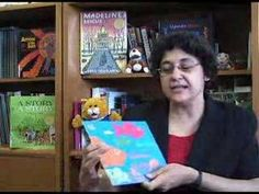 Saroj talks about best practices for integrating early literacy skills into storytime.