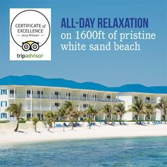 Wyndham Reef Resort is proud to be awarded the 2015 Certificate of Excellence by TripAdvisor. This achievement is a direct result of consistently great reviews from TripAdvisor travelers that have visited the resort in the last 12 months.  Thank you to our hardworking team and everyone that took the time to give us such great reviews. We couldn't have achieved this without you all! #WyndhamCayman #TripAdvisor
