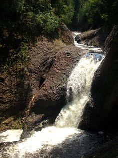 Black River Waterfalls | Porcupine Mountains, MI