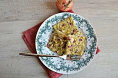 Ricetta: Farinata con melagrana e pinoli - Omegame.it  Scopri la #ricetta...
