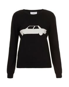 Topshop Mustang Sweater J.W. Anderson for