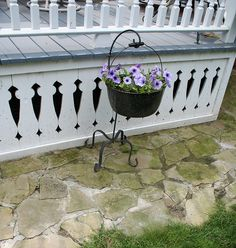 Cast Iron Hearth Pot with Handle | Flickr - Photo Sharing!