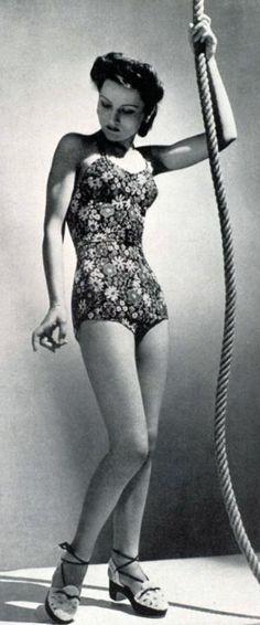 725 besten vintage and vintage inspired bathing suits Bilder auf ...