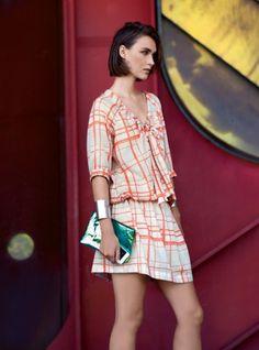 Burda Style Moda - Dulce primavera