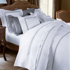 Yves Delorme Laurier Bedding