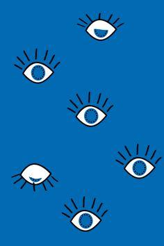 OJO QUE TE VEO #diseño #arte #art #diseñográfico #gif #reflejomedia