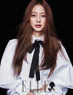 Han Ye Seul for Elle Korea December 2015 - Chanel Resort 2016
