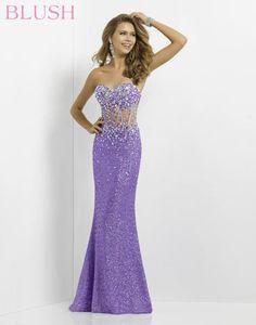 Blush Prom - 9705