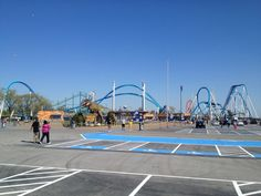 GateKeeper Media Day at Cedar Point #Sandusky #OH #Attractions #RollerCoaster