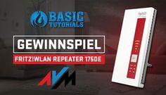 #Gewinnspiel: FRITZ!WLAN Repater 1750E von @AVM_DE