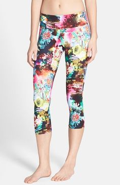 ONZIE Low Rise Capri Pants available at #Nordstrom