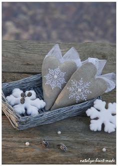 heartmade: sNіzhnіst / snowfall