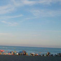 Playa de San Juan en Alicante (Spain)