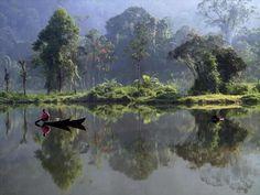 אגמים - Situ Gunung Lake