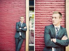 Great shots in a suit for seniors