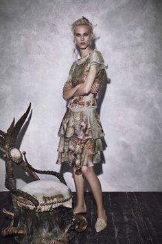 Alberta Ferretti, Look #24