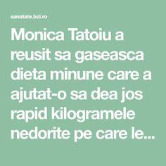 "Monica Tatoiu a slabit cu dieta balerinei. ""Slabesti un kilogram pe zi"" - BZI. Under Pressure, Student"