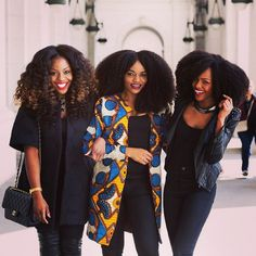 Photo: the girls from the Heat Free Hair hair captured by Mike Meadows…