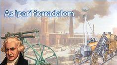 Az ipari forradalom