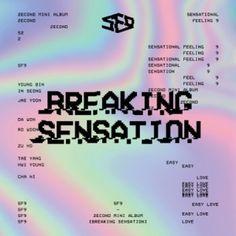 Review: SF9 2nd Mini Album - Breaking Sensation #review #kpop #music #sf9