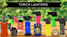 Torch Lighters Everyone Needs to Own