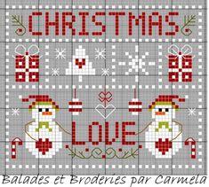 I love Christmas !
