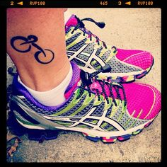 Thanks @KyraMorgan for tagging #ASICS on your Instagram picture.