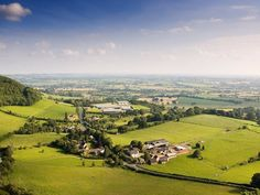 Lots and lots of farms: The Crown Estate owns around 106,000 hectares (263,000 acres) of farmland across the UK. Its farming operations include small hill farms in Wales and huge commercial operations in the east of England.