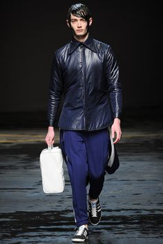 Fall 2014 Menswear - Christopher Shannon