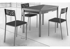 Las 20 mejores imágenes de mesa de cocina extensibles con cajón en ...
