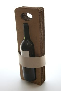 PACKAGING | UQAM: Wine to go | Fidel López